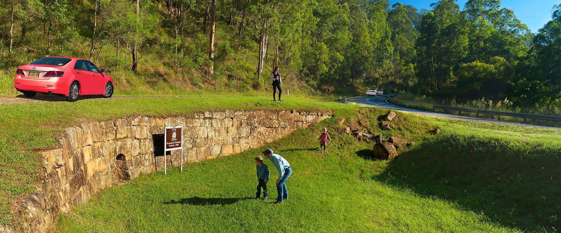 Convict Trail, Hunter Valley, Colonial History