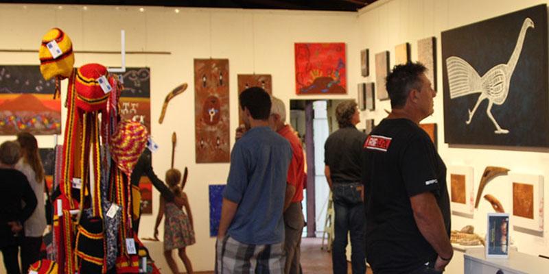 Hunter Valley Art Galleries, Wollombi Cultural Centre