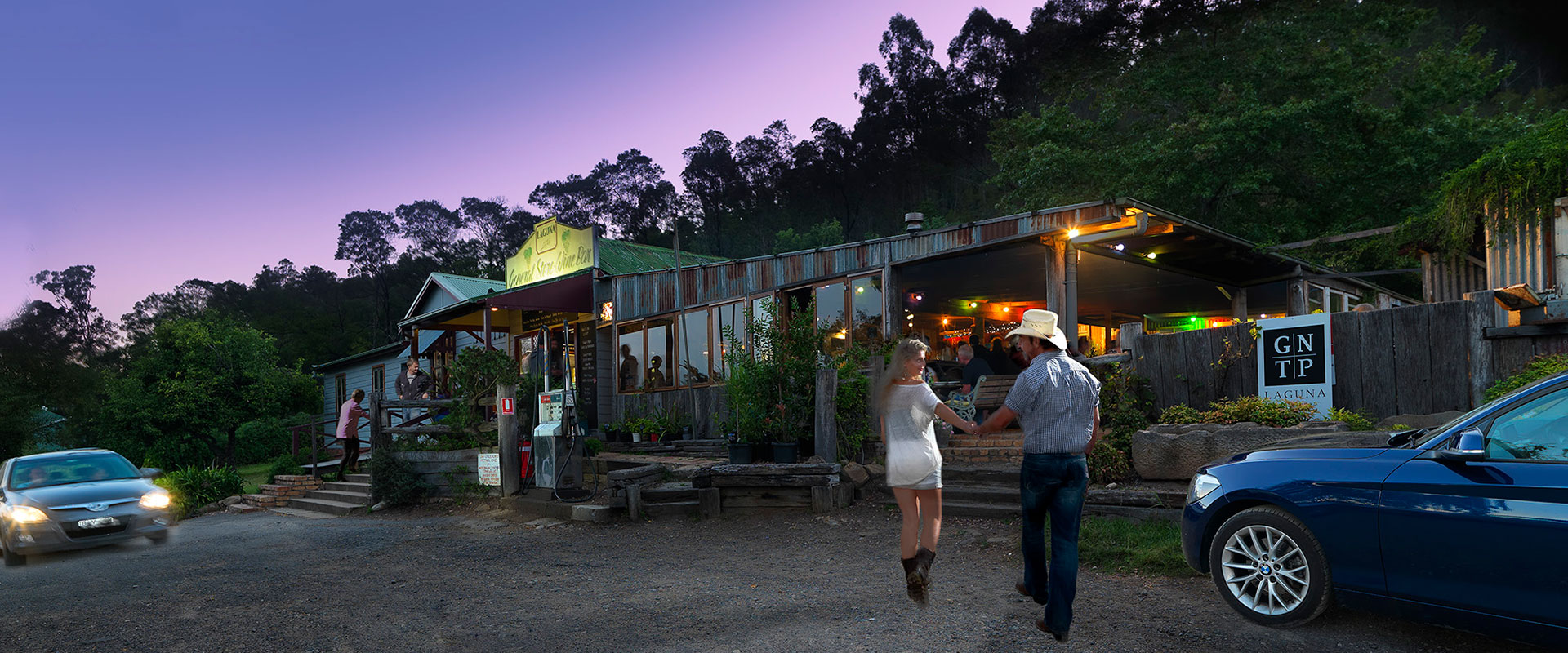 GNTP, Hunter Valley Cafe and live music venue