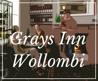 Grays Inn Wollombi, Historic Accommodation, Restaurant and Wine Tasting