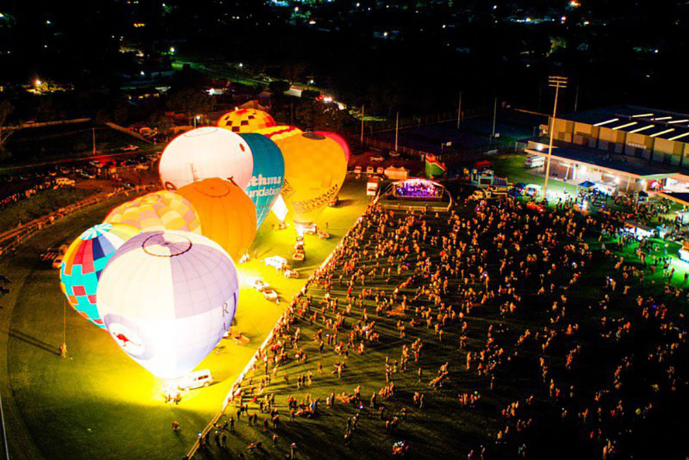 Hunter Valley Night Glow