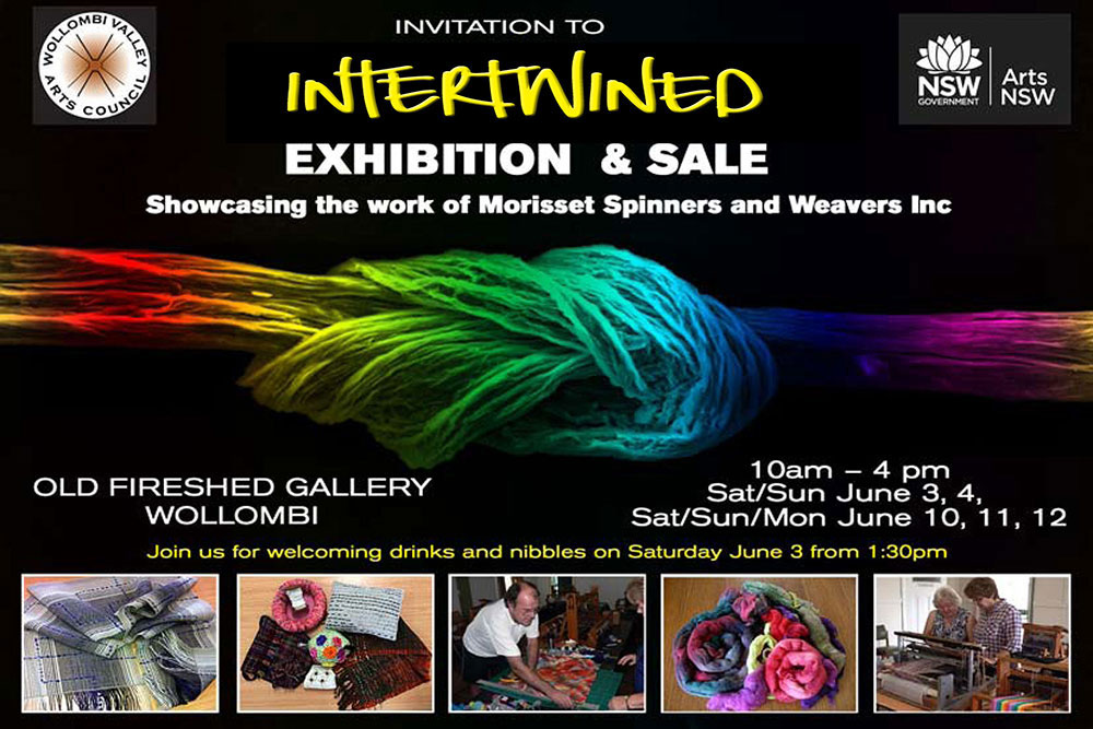 Intertwined - Art Exhibition