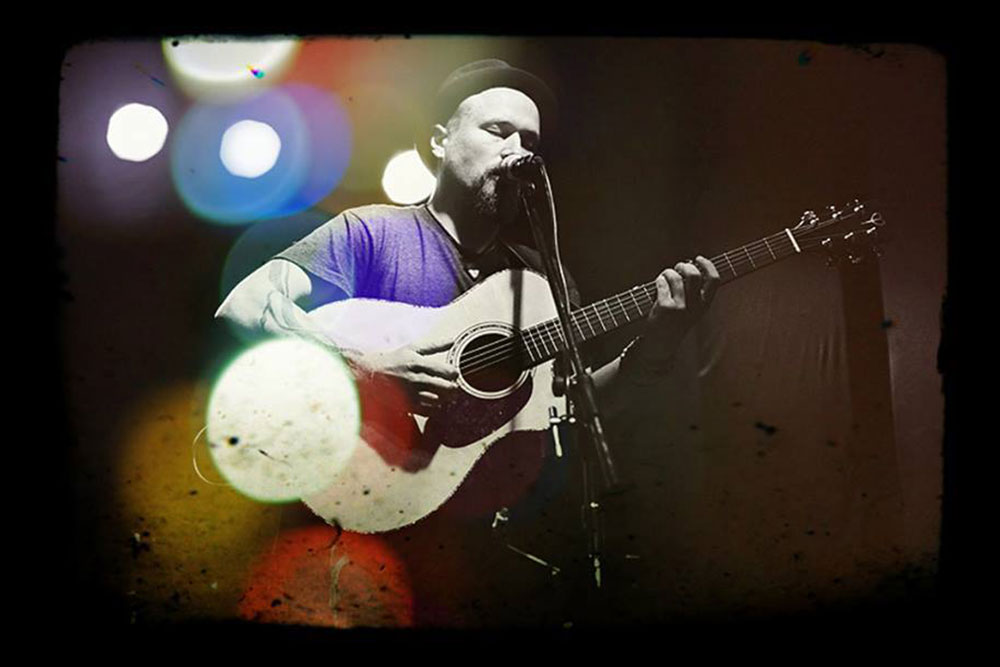 Jesse Morris: Live and Unplugged