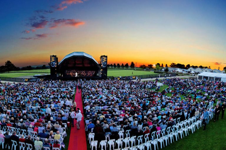 Opera in the Vineyards, Hunter Valley