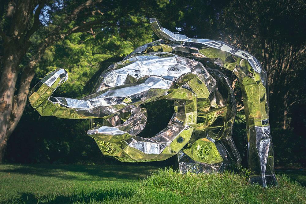 Sculpture in the Vineyards
