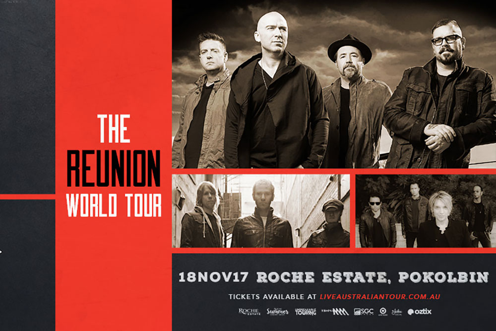 Live, The Reunion World Tour