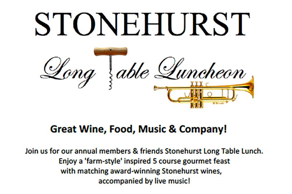 Stonehurst Long Table Lunch