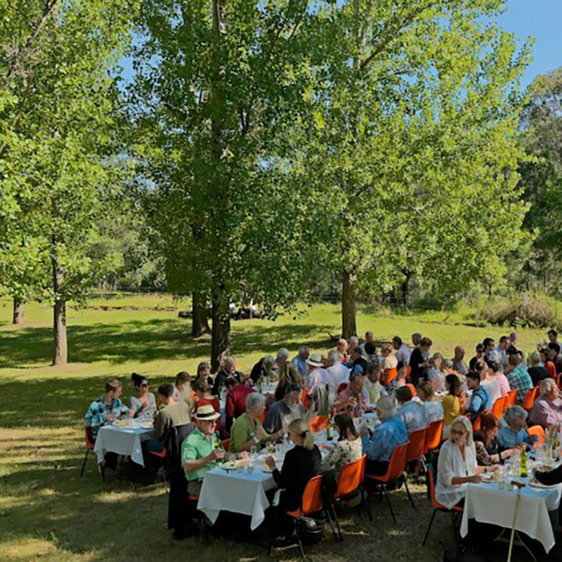 Stonehurst Long Table Lunch, Hunter Valley