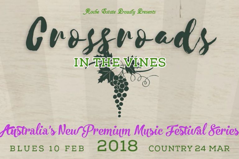 Crossroads in the Vines Music Festival, Hunter Valley