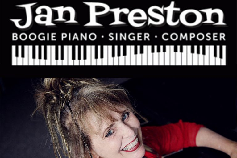 Jan Preston live, Harp of Erin Theatre, Wollombi