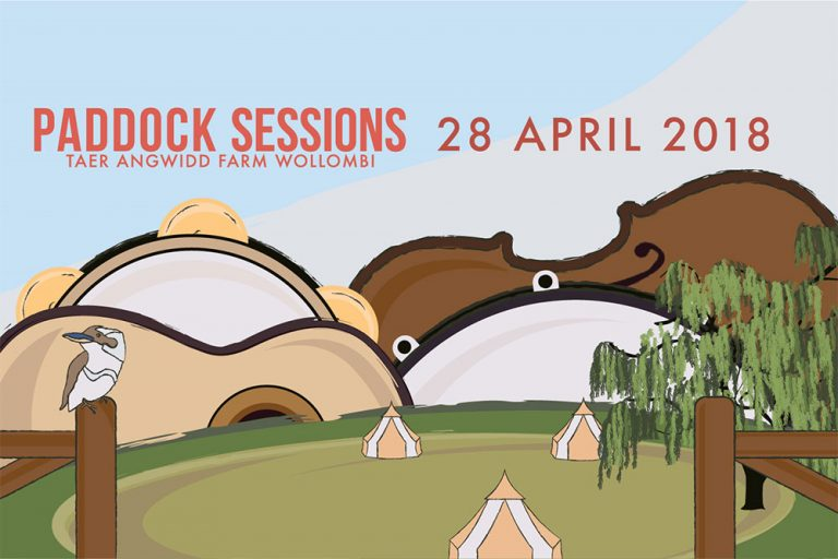 Paddock Sessions Wollombi, Hunter Valley Country Music Festival