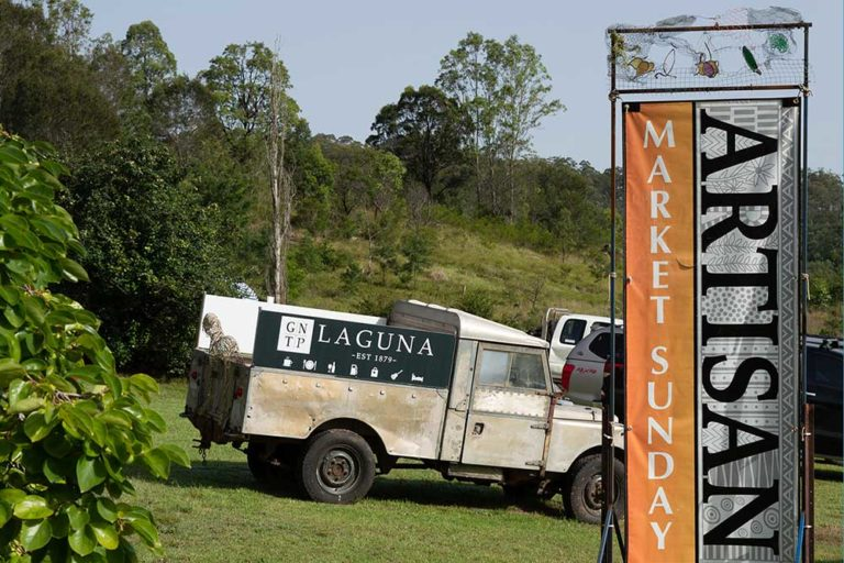Laguna Artisan Market, Wollombi, Hunter Valley