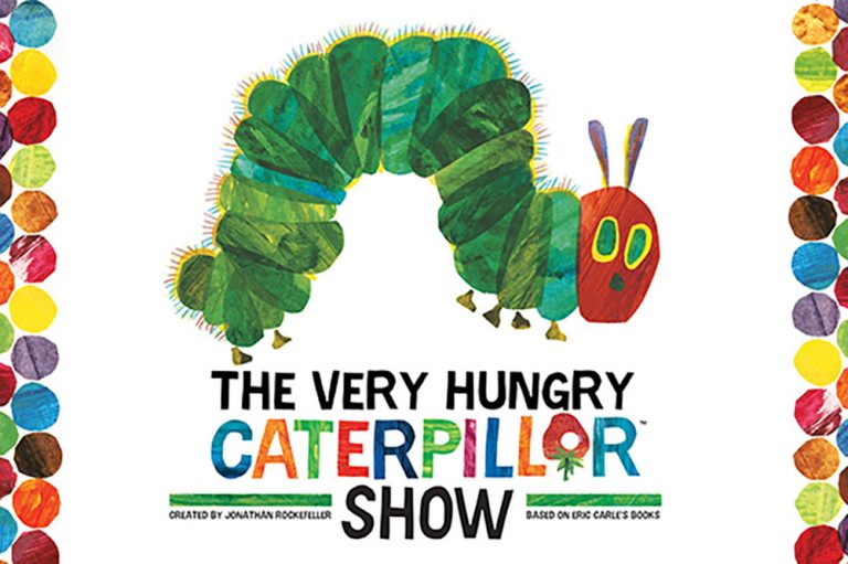 The Very Hungry Caterpillar, Cessnock Performing Arts Centre