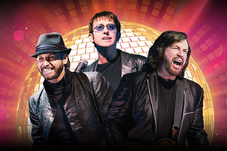 The Australian Bee Gees Show, Cessnock Performing Arts Centre, Hunter Valley