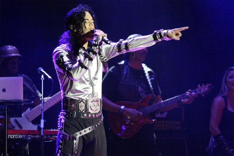 Michael Jackson Legacy Tour, Cessnock Performing Arts Centre, Hunter Valley