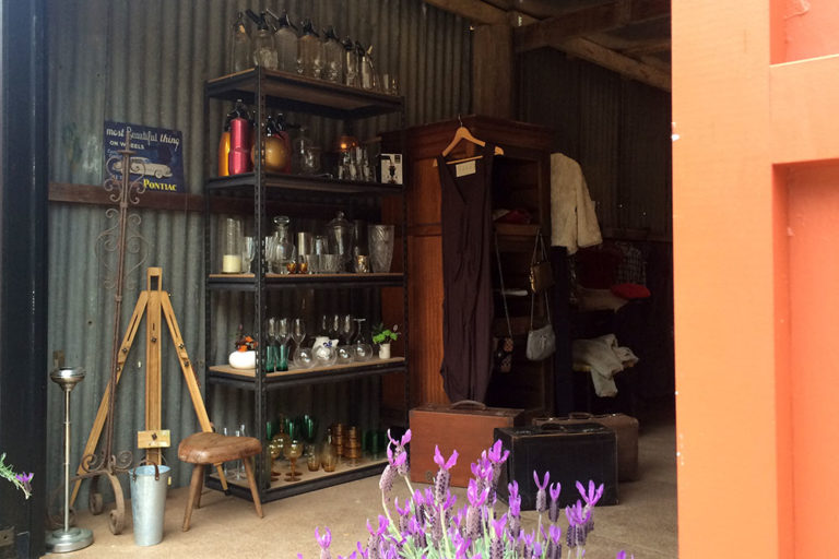 Not your Average Garage Sale, Wollombi, Hunter Valley