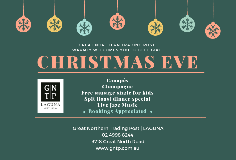 Christmas Eve at GNTP