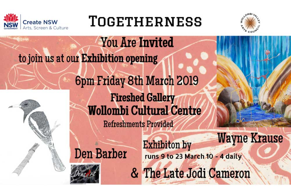 """Togetherness"" Art Exhibition"