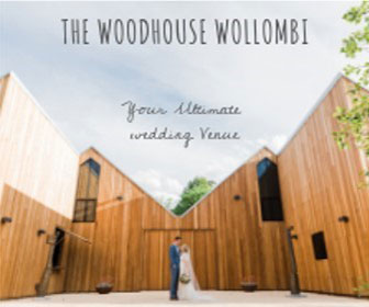 The Woodhouse, Hunter Valley Wedding Venue
