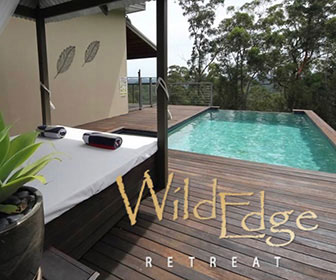 Wild Edge Retreat, Hunter Valley Luxury Couples Accommodation