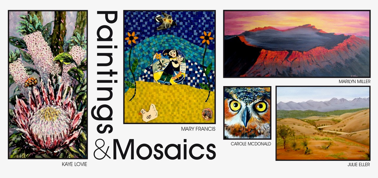 Painting and Mosaics