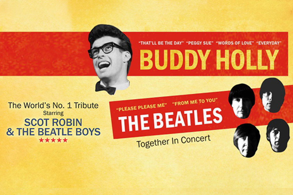 Buddy Holly and the Beatles In Concert