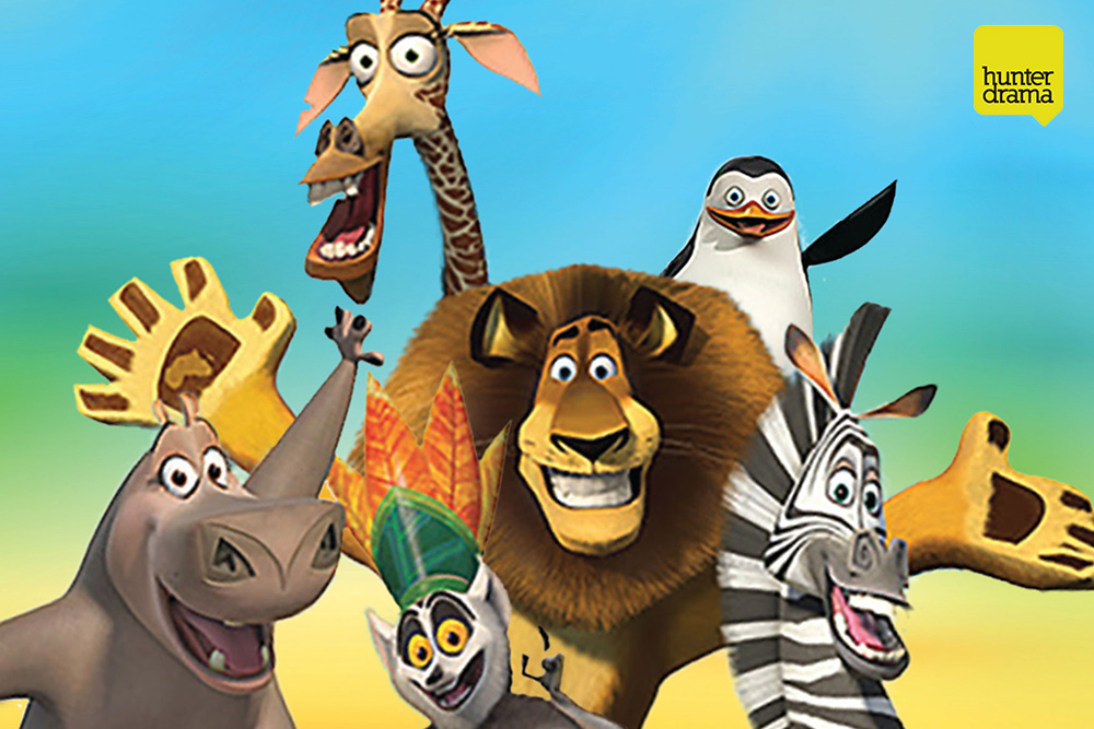 Dreamworks' Madagascar JR