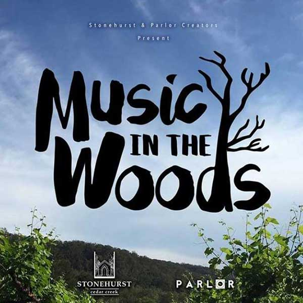Music in the Woods, Stonehurst Cedar Creek, Hunter Valley