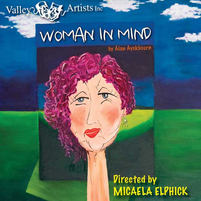 Woman in Mind, Valley Artists, Wollombi