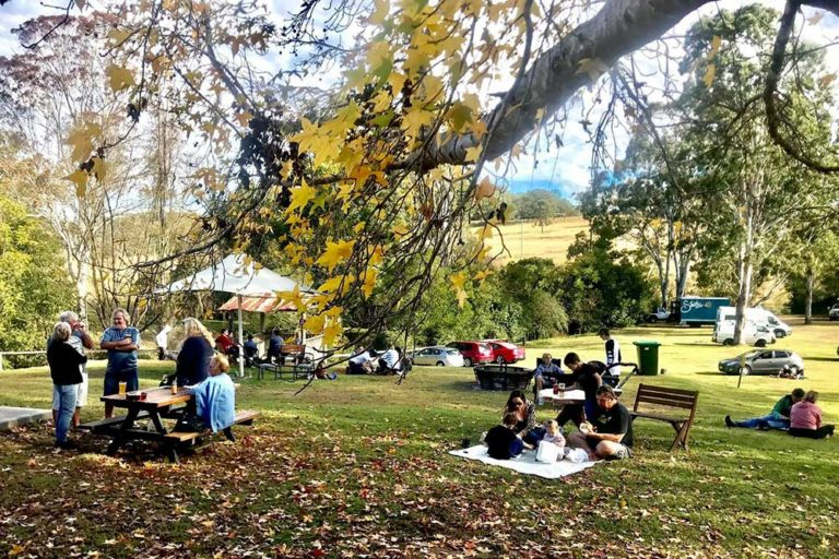 Sunday afternoon at Wollombi Tavern, Hunter Valley
