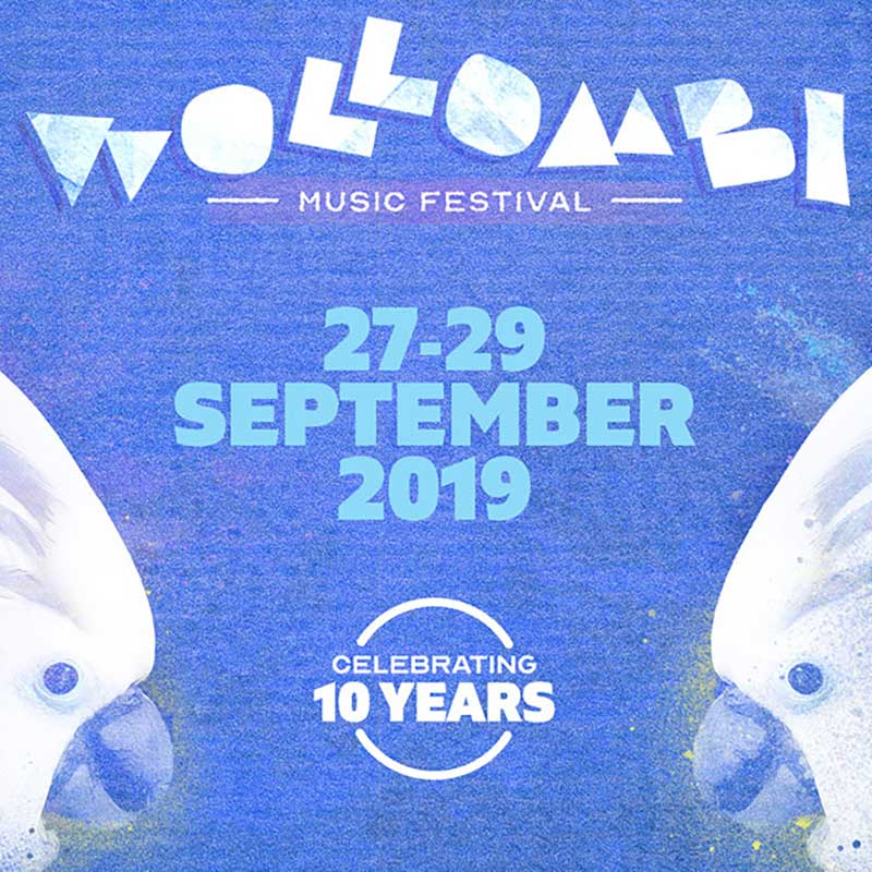 Wollombi Music Festival, Hunter Valley