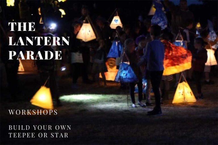 Wollombi Lantern Parade, Hunter Valley