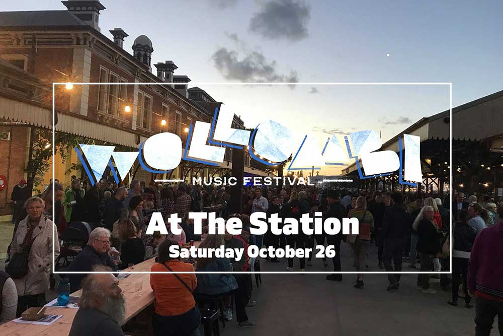 Wollombi Music Festival @ The Station