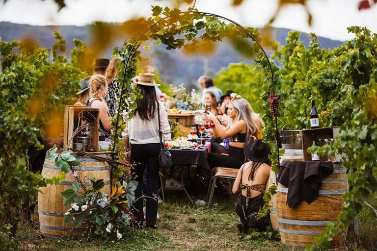 Wine Machine Festival, Hunter Valley
