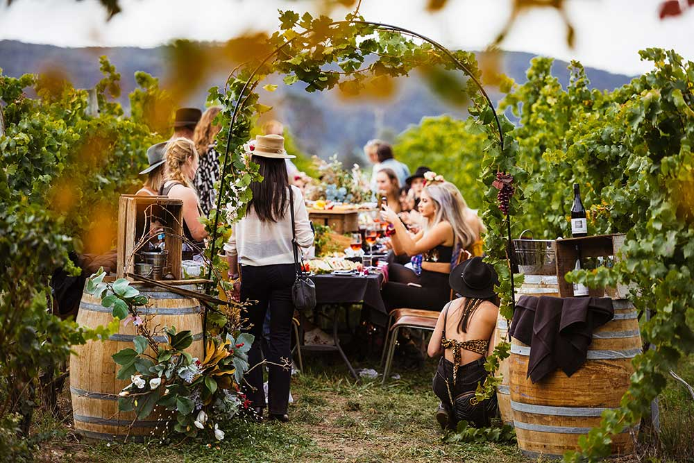 Wine Machine - Hunter Valley