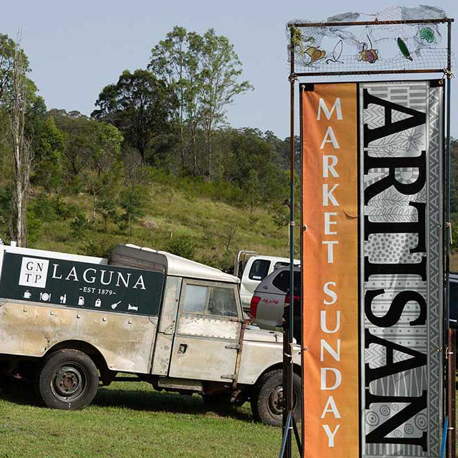 Laguna Artisan Market, Hunter Valley