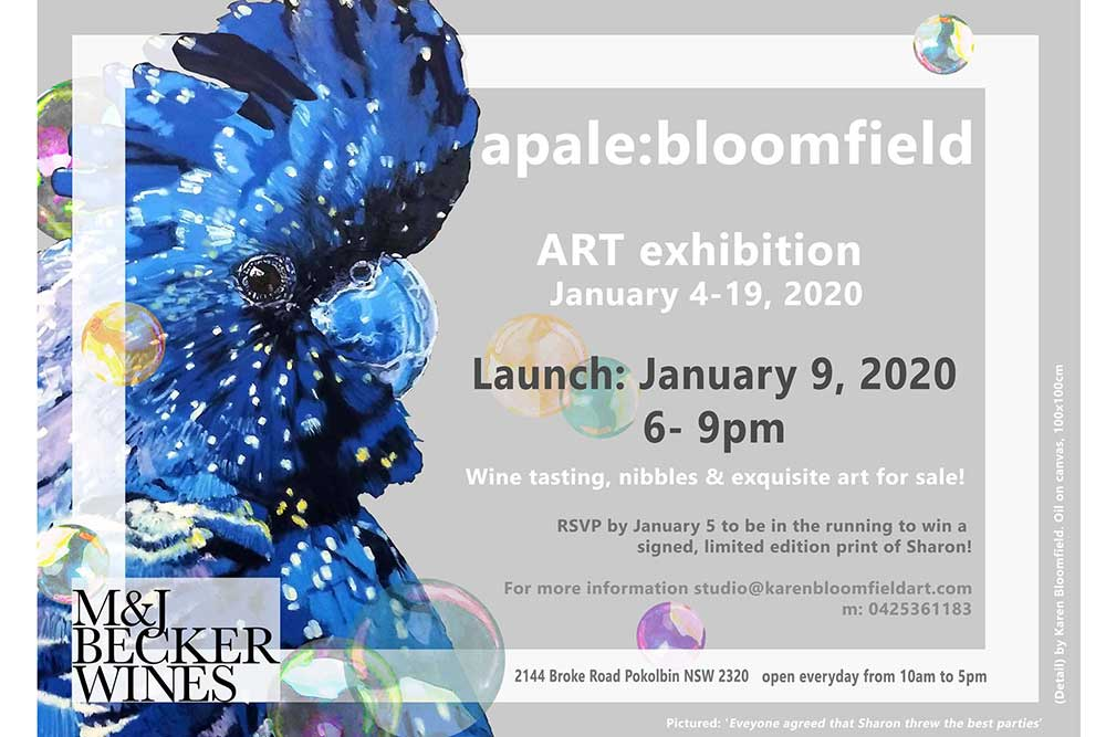 Apale:Bloomfield Art Exhibition