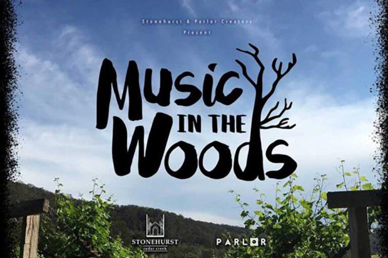 Music in the Woods June 2020, Stonehurst Cedar Creek, Hunter Valley