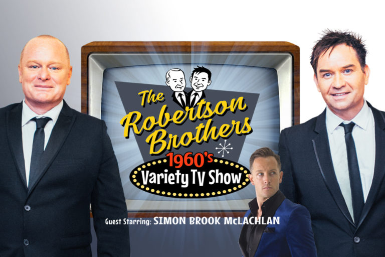 The Robertson Bros 1960's Variety TV Show, Cessnock Performing Arts Centre