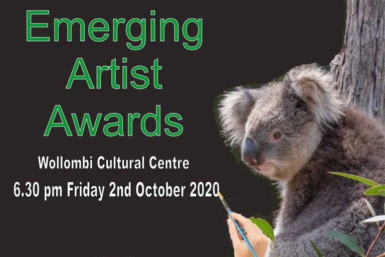 Emerging Artist Awards, Wollombi Cultural Centre