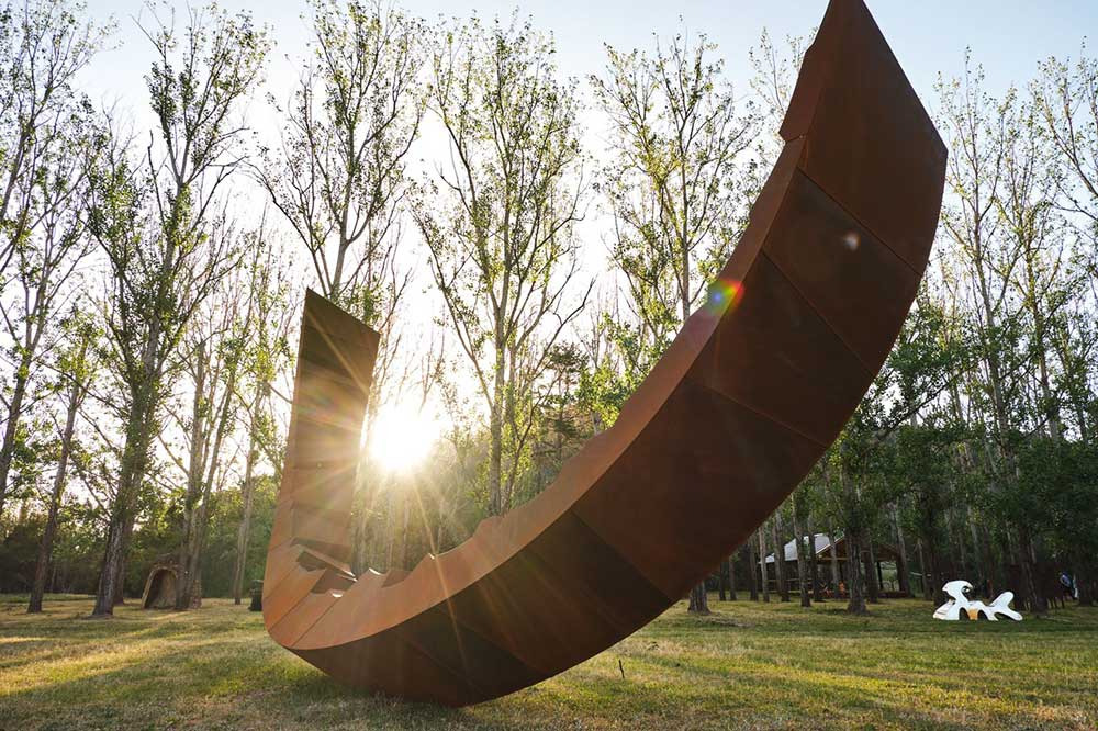 Wollombi Valley Sculpture Festival Village Walk and Talk Guided Tours