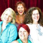 Bare Productions presents Bombshells at the Harp of Erin Theatre