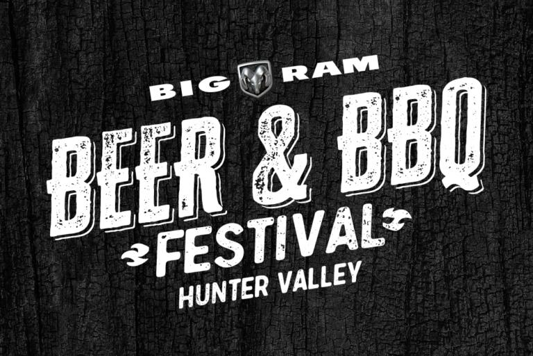 Big RAM Hunter Valley Beer & BBQ Festival